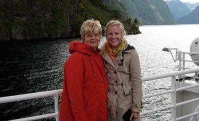 Norwegian sun is hard to find.