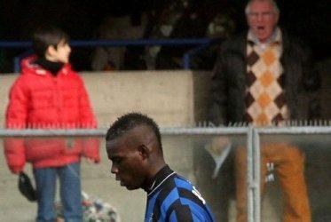 The Italian teen has been subjected to racist jeers.