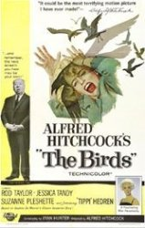 Hitch turns birds into the menacing, lethal agents of blonde ambition gone wrong.