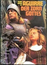 """In Herzog's celebrated """"Aguirre,"""" conquistador and Kinski are too close for comfort."""