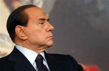 Polls show Berlusconi's People of Freedom at well over 30 percent.