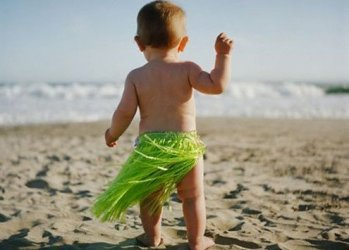 Taking infants to the sea opens the door old wives tales.