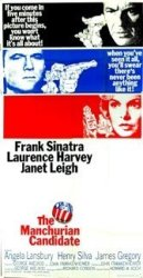 The Manchurian Candidate of 1962 is among the best political thrillers ever.