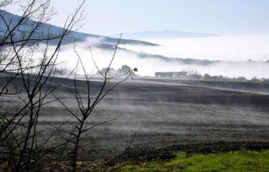 Umbria in winter.