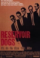 Reservoir Dogs was Quentin Tarantino's brutal caper-gone-wrong debut.