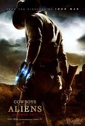 """Somewhere, in a galaxy far, far away, there might be a worse film that Jon Favreau's """"Cowboys and Aliens,"""" but none that contain… cowboys and aliens."""