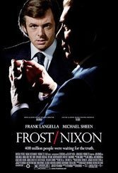 "Frank Langella's embodiment of Richard Nixon gives ""Frost/Nixon"" its punch."