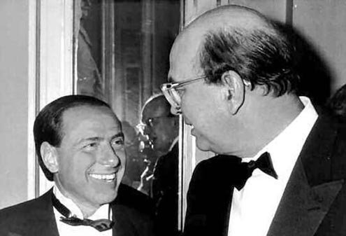 Now, the yuppie vote is with Berlusconi.