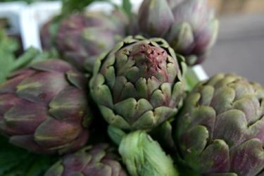 Cold artichokes are more easily peeled and cut than at room temp.