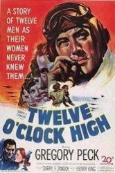 Twelve O'Clock High makes the most of Gregory Peck.