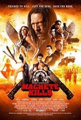 Machete Kills: Roberto Rodriguez spews all his action in an hour, leaving flaccid remains.