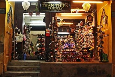 Vietnam's dress and shoe capital can be hit-and-miss.