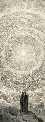 "Dante's Divine Comedy, ""Paradiso X.1-12"""