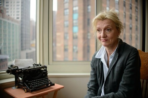 Strout won the 2009 Pulitzer Prize for Fiction for Olive Kitteridge.