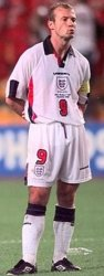 England lost, 4-3, meeting the same fate as it did at Euro 1996 and would again at the 2006 World Cup.