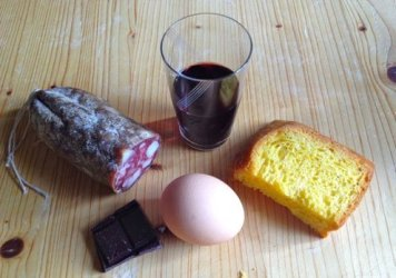 Eggs are the vital ingredients.