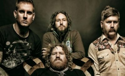 """Brent Hinds described the new music as """"really eerie"""" and """"very spooky-sounding."""""""