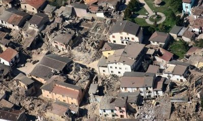 The 2009 earthquake left more than 65,000 homeless.