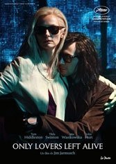 Only Lovers Left Alive: Jarmusch's take on weary vampires.