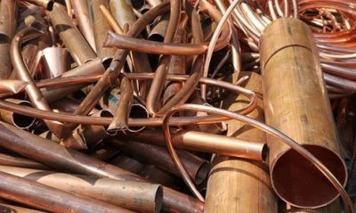 Scrap metal has drastically increased in price over recent years.