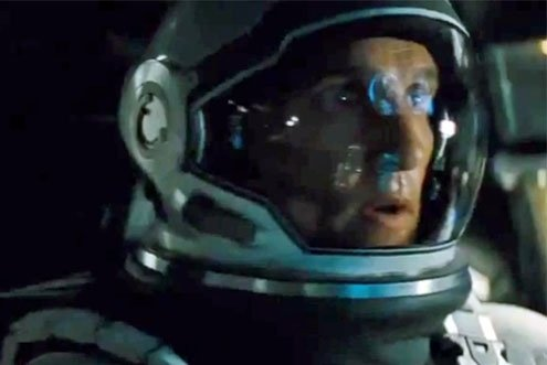 Interstellar is so in awe of itself it can't think straight.
