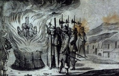 The massacre became known as the Piedmont Easter.