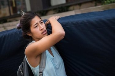 Sulkowicz has become the latest face of the college rape survivors' movement.