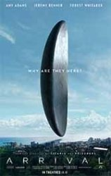 Denis Villeneuve's alien landing movie trieshard  to be hyper-intelligent, but ends up falling flat.