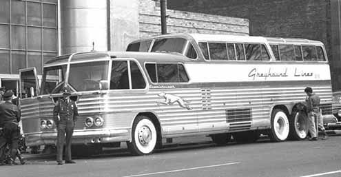 Greyhound was once synonymous with bus travel