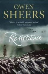 Owen Sheers, Resistance, Wales, Himmler, World War II