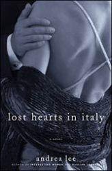 Andrea Lee, Italy, jet set, affluence, sex