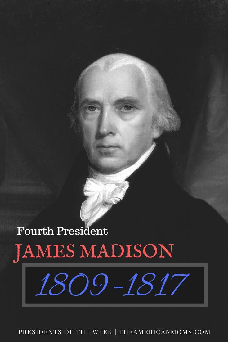 James Madison bio
