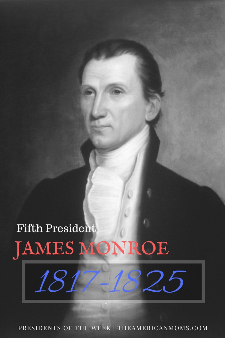 James Monroe bio