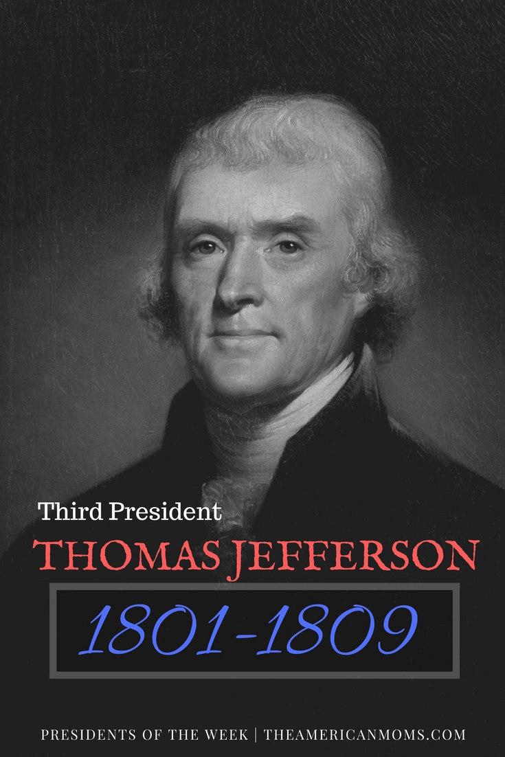 Thomas Jefferson bio