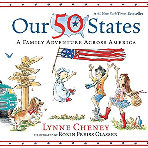 Our 50 States children's book