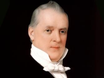 James Buchanan painting
