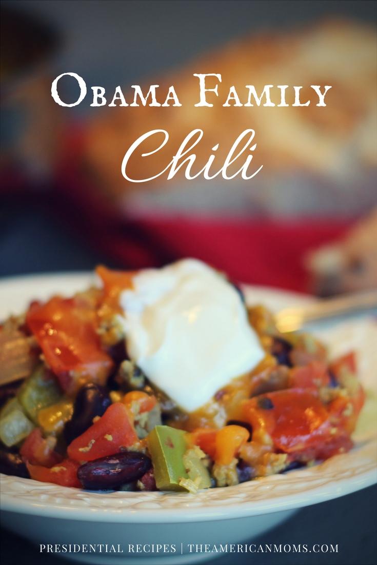 Chili Recipe Obama