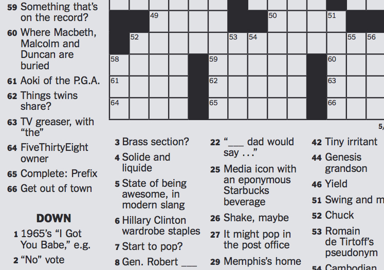 Puzzle Trouble: Women and Crosswords in the Age of