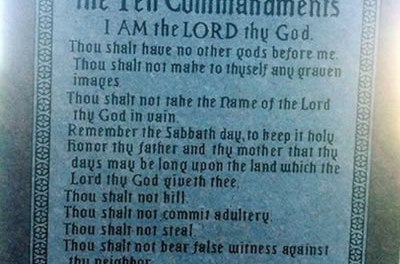 ACLU sues to remove Ten Commandments monument from Capitol grounds