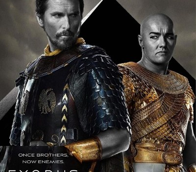 Exodus: Gods and Kings review – biblically irreverent