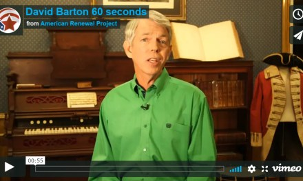 David Barton invites pastors and church leaders to CA