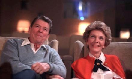 Reagan's deeply held faith in God