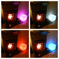 Fashion for Home : Firefly Glow Stool