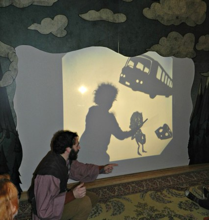 wonderbook of shadows playstation
