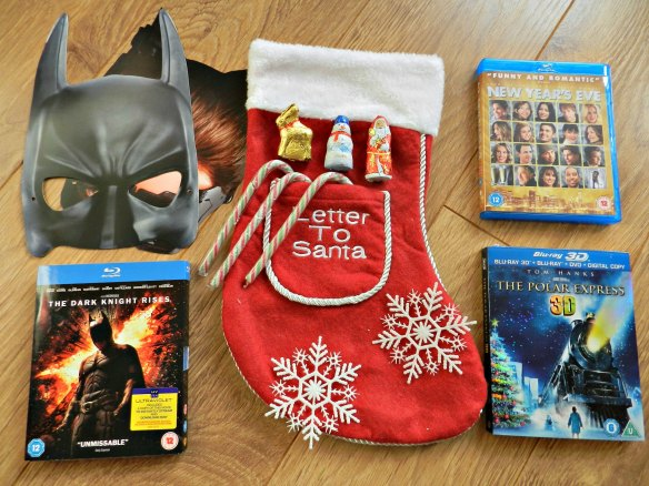 Warner Bros, Batman, New Years Eve, Polar Express