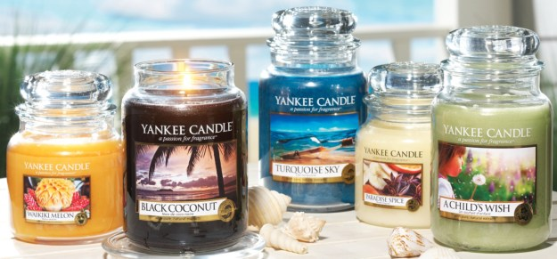New frangrances 2013 Yankee Candle