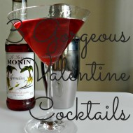 A Cocktail for Valentines day