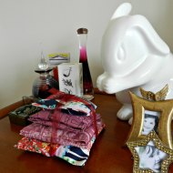 No Sew Lavender Bags : Sew Simple Advanced Fabric Glue