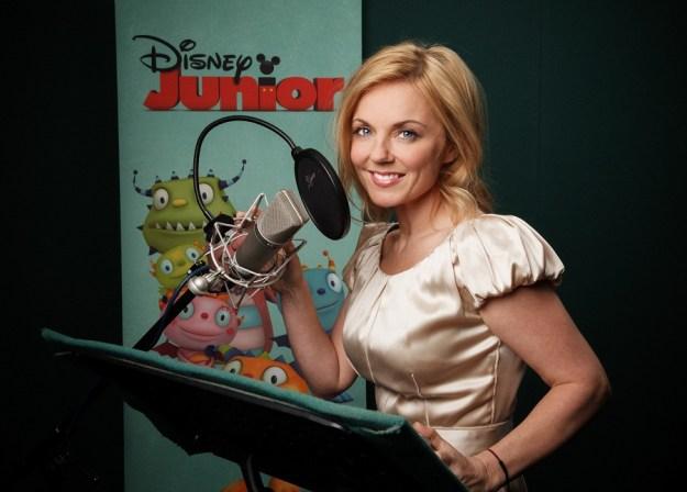 Disney Junior : Henry Huglemonster, Gerri Halliwell
