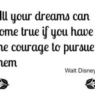 Disney : Sunday Inspiration